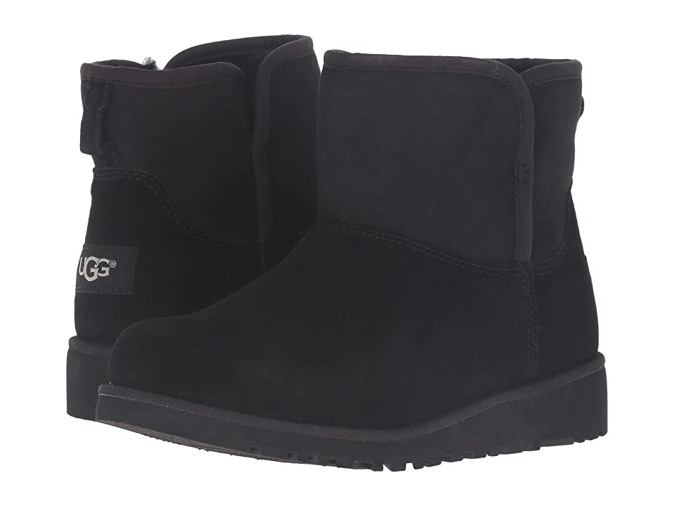 UGG Kids Katalina (Little Kid/Big Kid) (Black) Girls Shoes