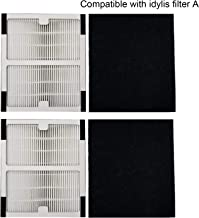 Best idylis replacement air purifier filter Reviews