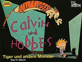 Calvin und Hobbes, Bd.17, Tiger und andere Monster