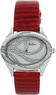 Charisma Casual Watch for WomenSilicone B and, Analog, C6286