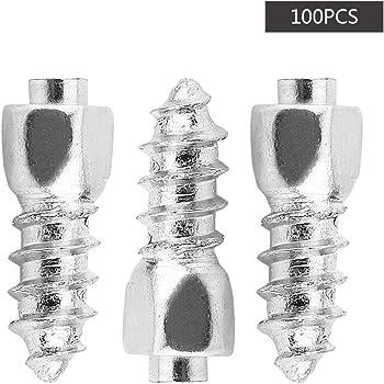 15mm//0,59viti per ruote per pneumatici chiodi da neve punte per auto auto SUV ATV 100 pz viti per pneumatici