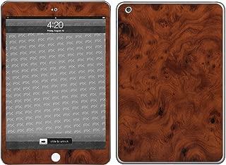 atFoliX Skin Compatible con Apple iPad Mini, Sticker Pegatina (FX-Wood-Root), Estructura de Madera/Lámina de Madera