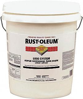 Rust-Oleum 5500 System <100 Voc Acrylic Dust Proofer Floor Sealer, 5 Gallon Pail