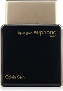 Calvin Klein Liquid Gold Euphoria for Men Eau de Parfum 100ml