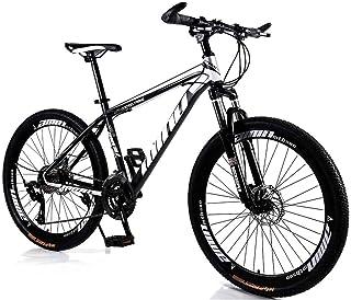 Brushes MTB Bicicleta de 21 velocidades del Freno de Disco absorción de Choque Masculino y Variables Mujer Velocidad de Bi...