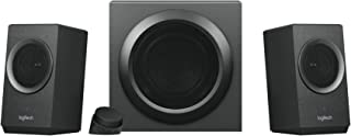 Logitech Z337 Bluetooth Wireless 2.1 Speaker System - Black