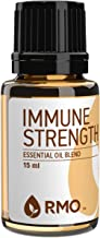 Rocky Mountain Oils Immune Strength - Immune Support Essential Oil Blends - 100% Pure & Natural Essential Oils 15 ml
