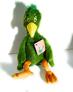 "Kohl's Dr. Seuss Oh Say Can You Say? Plush 14"" Parrot"