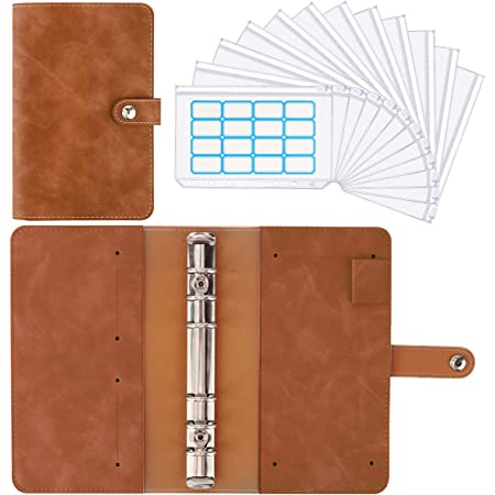 Aikeen® 6 Holes Sticky Memo Pad For Notebook Color N Times Poster AccessoryA5 A6