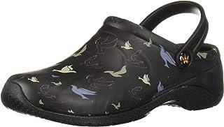AnyWear Women's Zone Health Care Professional Shoe, Peace, 8 Medium US