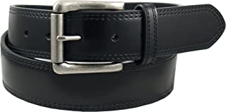Dickies Cinturón clásico casual de piel para hombre