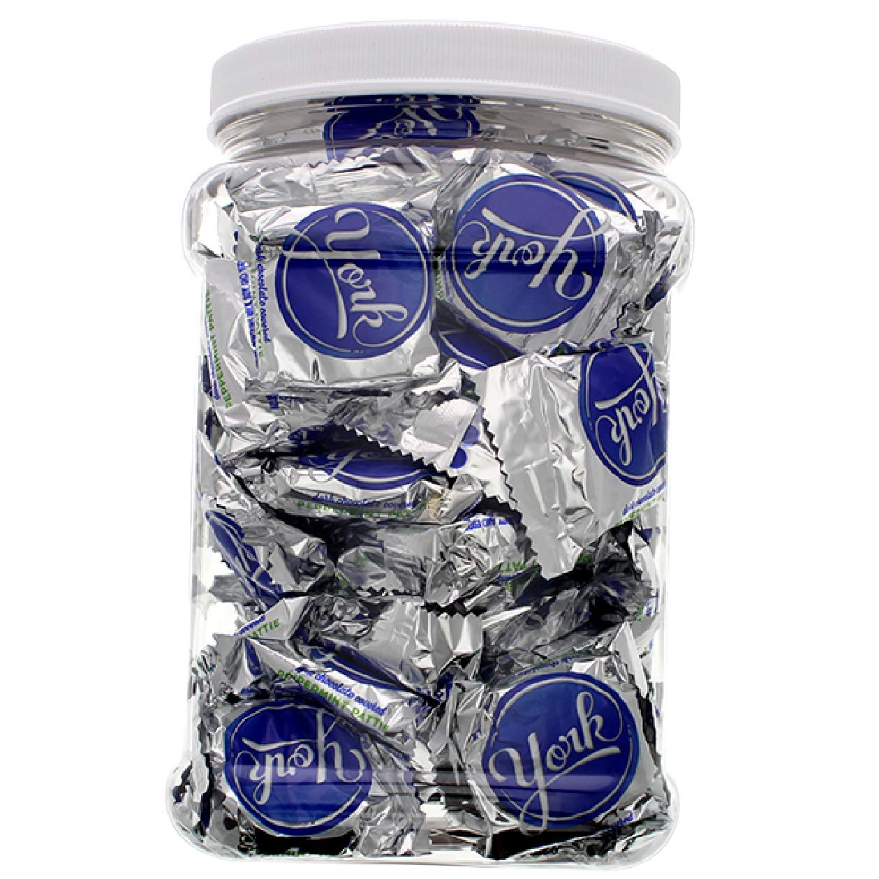 York Peppermint 70% OFF Outlet Patty Mini Candy Free shipping anywhere in the nation Bars - Bulk Packe Pound 2 Value