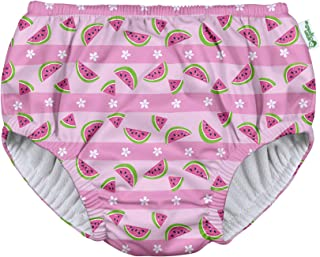 i play. by green sprouts Girls' Pull-up Reusable Absorbent Swimsuit Diaper