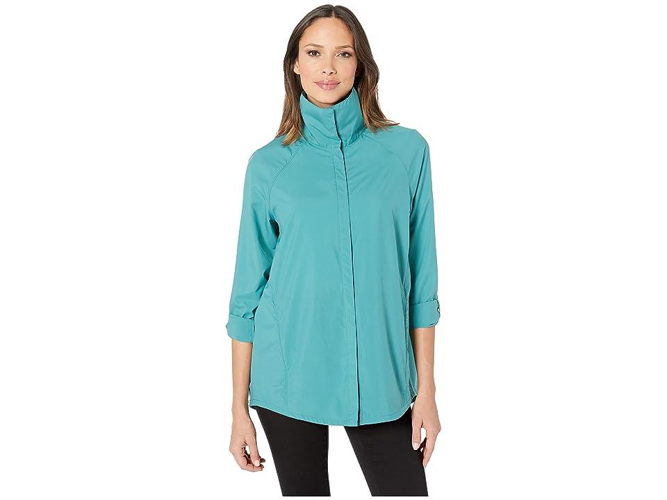 NAU Slight Shirt (Jade) Women