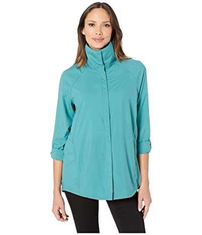 NAU Slight Shirt (Jade) Women