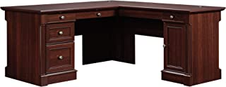 Sauder Palladia L-Shaped Desk, L: 68.74