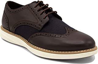 Men's Dress Shoes Wingtip, Lace Up Oxford Business Casual