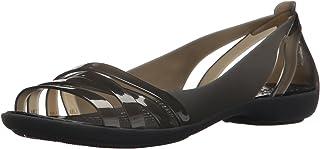 crocs Women's Isabella Huarache 2 Flat W Sneakers