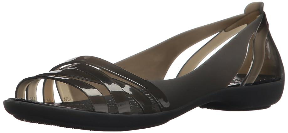 Crocs Women's Isabella Huarache 2 Flat W Sandal