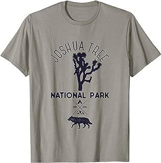 Joshua Tree National Park SoCal Hiking Souvenir Gift Light T-Shirt