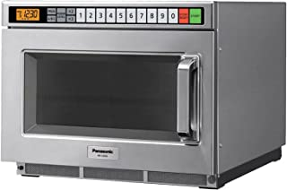 Panasonic 0.6 Cu. Ft. 1200 Watt, TouchPad Control, Commercial Microwave, Lot of 1