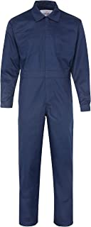 UniformOne Coveralls with Tool Pockets and Heavy Brass Zipper