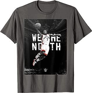 We Are North Canadian Basketball Shirt Men Women Kids T-Shirt