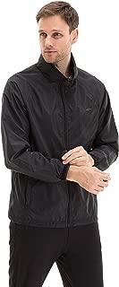 Men's Water Resistant Lightweight Windbreaker Hooded Jacket