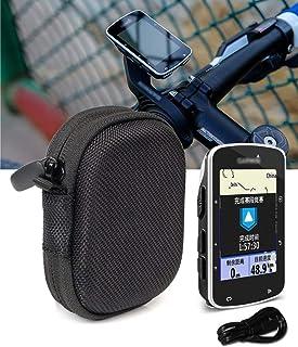 WGear Feature Designed Compact Hard Case for Garmin Edge 520 Bike GP, Edge 820, Elastic Strap in The Base to Secure The De...
