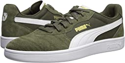 Forest Night/Puma White/Puma Team Gold