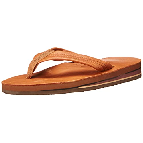 cd253227d Rainbow Sandals Double Layer Leather Sandal w Arch Support