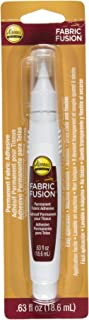 Aleene's Fabric Fusion Permanent Dry Cleanable Fabric Glue Pen