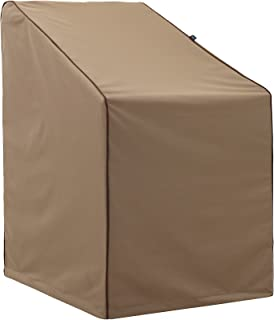"""Finnhomy Outdoor Patio Chair Cover High Back Waterproof Large Outdoor Furniture Cover Weather/Fade Resistant, 36"""" L X 28"""" ..."""