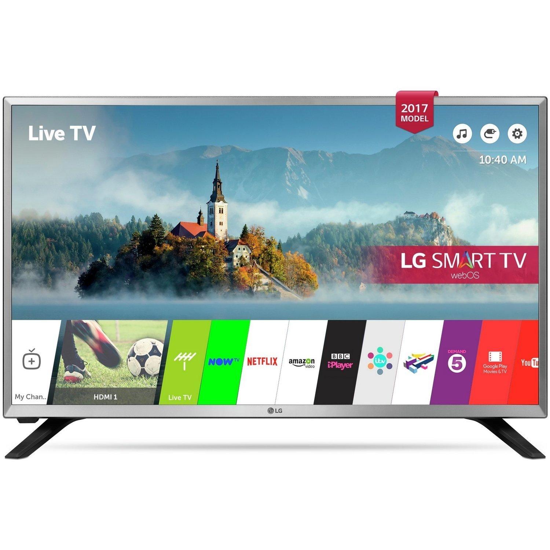 LG Electronics 32lj590u 32 Pulgadas Smart TV led (2017 Model): Amazon.es: Electrónica