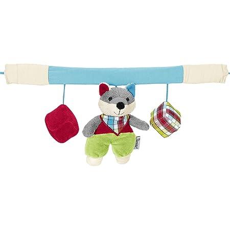 Sterntaler 6621506 Kinderwagenkette Ben Babyspielzeug