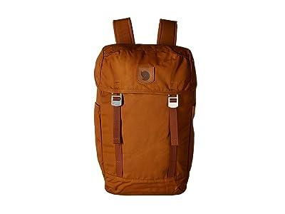 Fjallraven Greenland Top (Chestnut) Backpack Bags