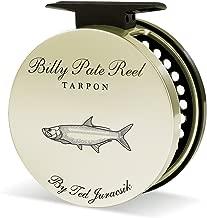 Tibor Billy Pate Anti-Reverse Fly Reel - Tarpon Model - Left Hand Retrieve with Free $50 Gift Card