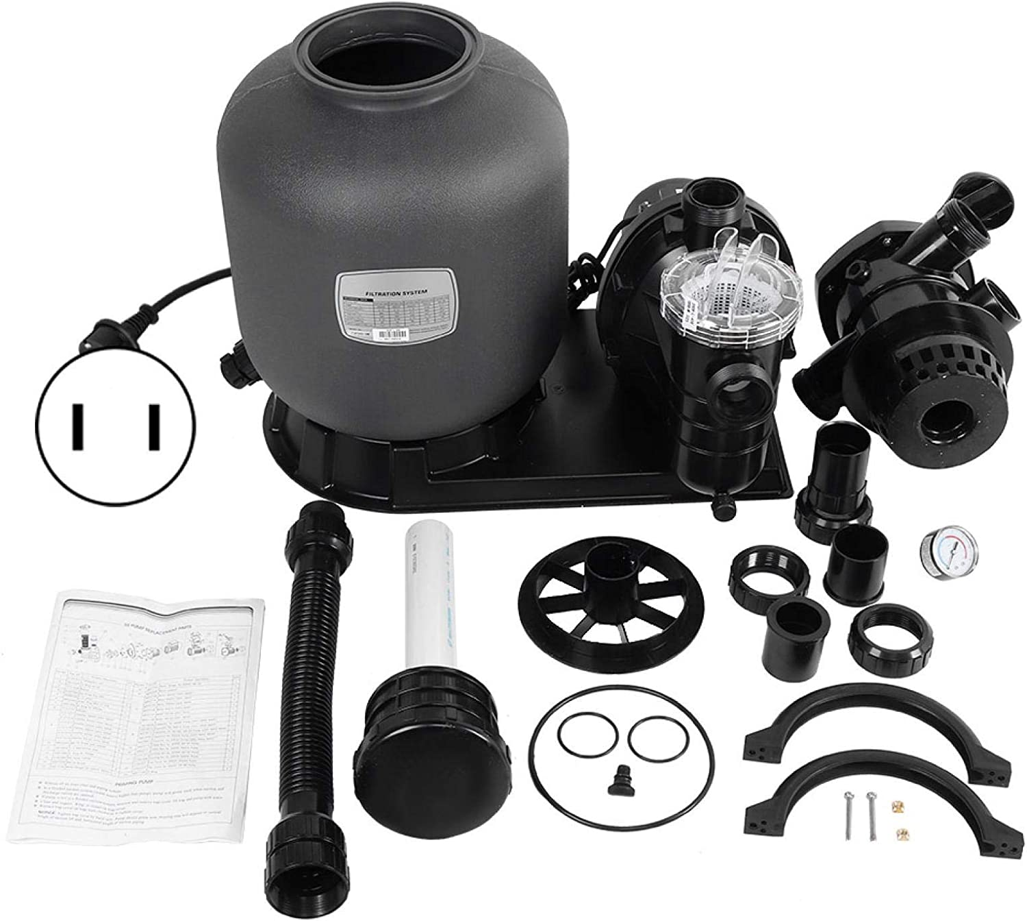 Japan's largest assortment Okuyonic Sand Filter Water Pump New product!! Anti†Swimming Good Pool