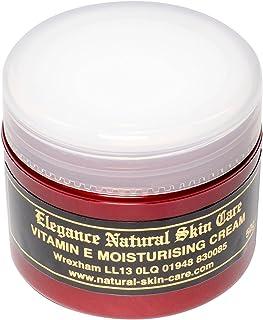 Vitamin E Moisturising Cream 50g by Elegance Natural Skin Care by Elegance Natural Skin Care