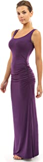 Women Sleeveless Summer Maxi Dress