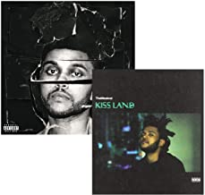 Beauty Behind The Madness - Kiss Land - The Weeknd - 2 CD Album Bundling