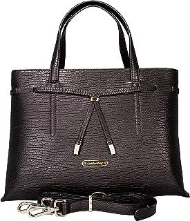 LEATHERBAY Damen Imperia Bag Reisetasche, Tote, Einheitsgröße