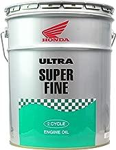 Honda(ホンダ) 2輪用エンジンオイル ウルトラ SUPER FINE FC 2サイクル用 20L