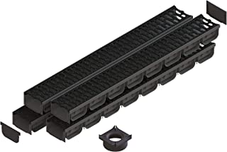 Standartpark - 4 Inch Trench Drain Premium Cast Iron System - A Class Rated - 3,300 lbs (4)
