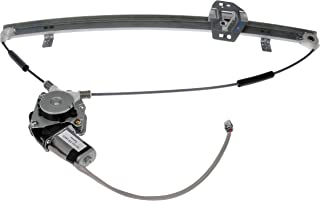 Dorman 741-011 Front Passenger Side Power Window Regulator and Motor Assembly for Select Honda Models
