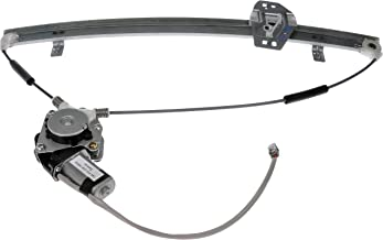 Dorman 741-011 Front Passenger Side Power Window Regulator and Motor Assembly for Select Honda Models