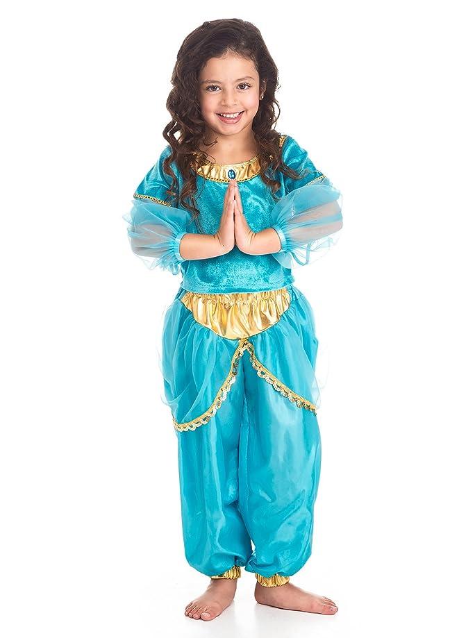 Little Adventures Arabian Princess Dress Up Costume