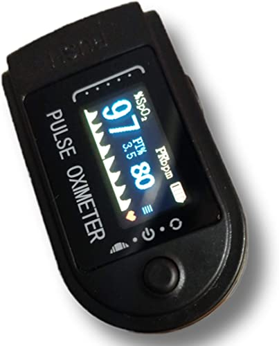 Fast ACCURATE Pulse Oximeter Long lasting DURACELL battery inside 6 month WARRANTY Brand Tamizhanda