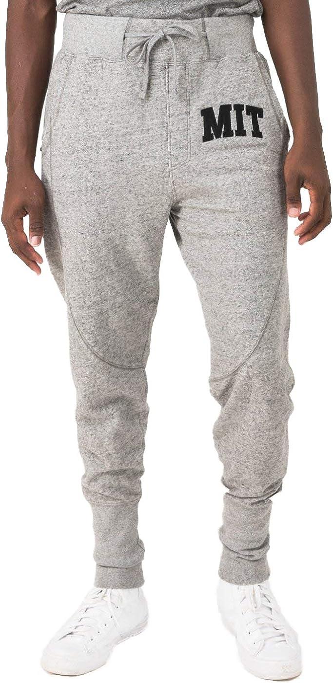 AC AMERICAN COLLEGIATE Mens 100/% Organic Cotton College Sweatpants University Joggers Pants