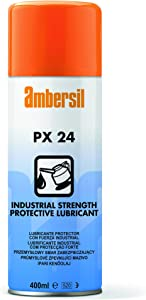 Ambersil 31565 PX24 Industrial Strength Protective Lubricant  400